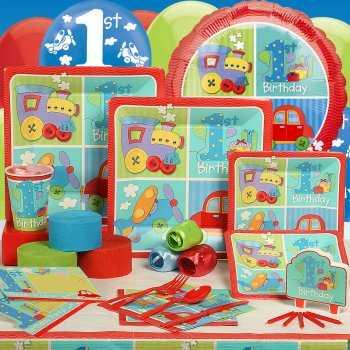 Pin bebes decoracion e ideas para fiesta de primer - Decoracion primer cumpleanos ...