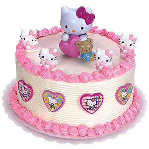 Decoraci  N De Fiesta Infantil Con Hello Kitty