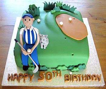 golfer-cake