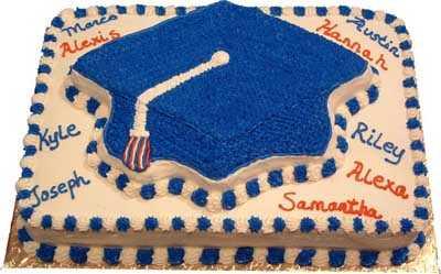Cómo decorar una fiesta de graduación