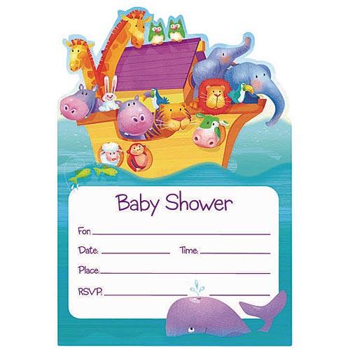 Invitaciones para tu Baby Shower | Fiesta101