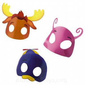 the-backyardigans-party-supplies-birthday-masks-6ct