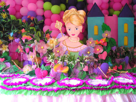 Decoraci Barbie Para Fiesta Infantil