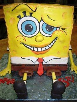 bob-esponja-torta