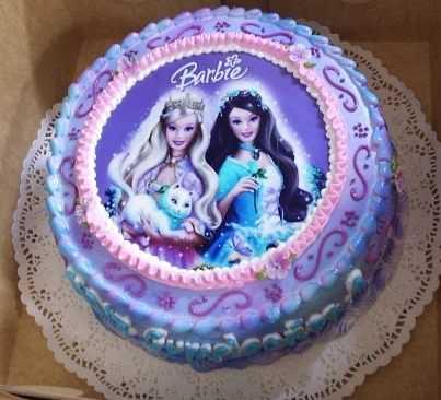 torta-barbie