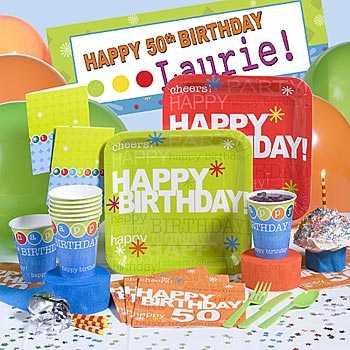 Como organizar una fiesta de 50 a os fiesta101 - Ideas para celebrar 50 cumpleanos ...