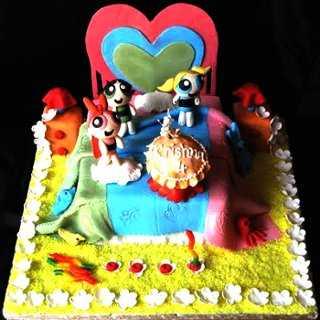 torta chicas superpoderosas