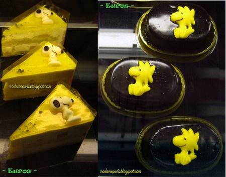 cheesecake snoopy woodstock 2