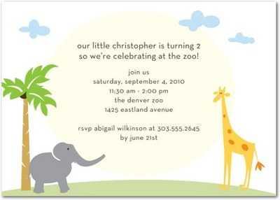 invitacion zoo 1