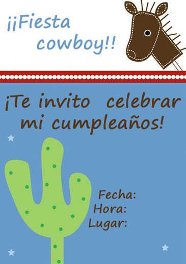 fiesta cowboy