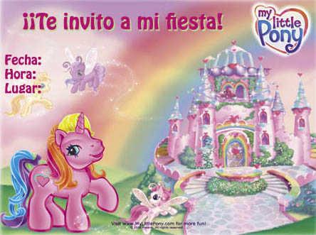 invitacion pequeño pony2