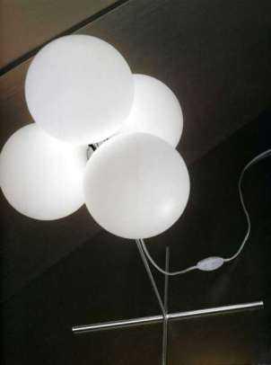 globos blñancos