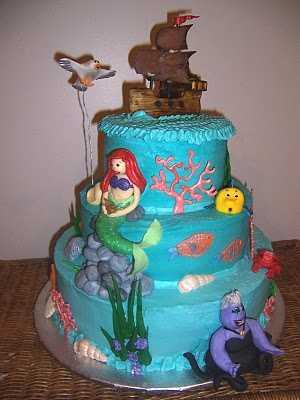 sirenita torta