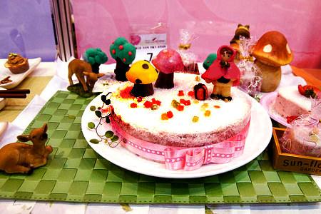 torta-caperucita-roja