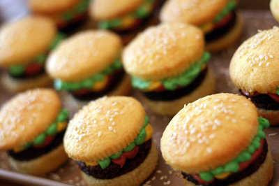 cupcakeamburguesa
