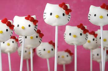 Bocadillos Para Fiestas De Hello Kitty
