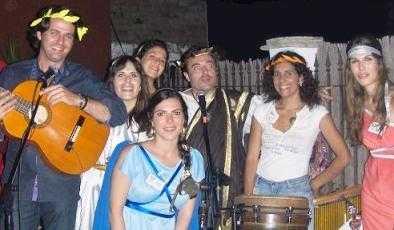 fiesta romana