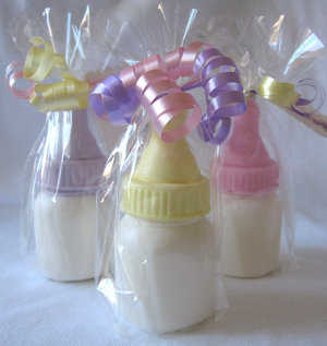 Ideas de recuerdos para baby shower