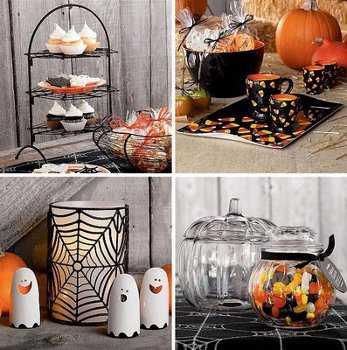 Tutoriales de decoraci n para halloween fiesta101 - Decoracion mesa halloween ...