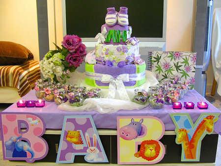 Baby Shower: Cómo decorar tú misma | Fiesta101