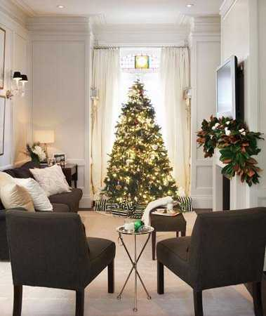 C mo decorar la oficina en navidad fiesta101 - Decoracion de navidad para oficina ...
