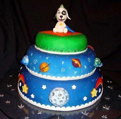 Modelos de tortas de Doki | Fiesta101