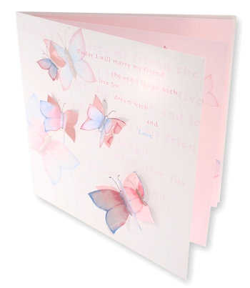 Modelos de tarjetas de mariposa para boda fiesta101 - Modelos de tarjetas de boda ...