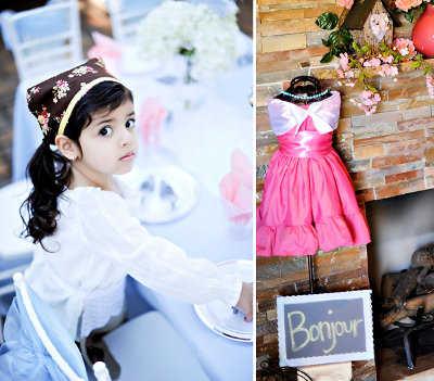 Show para niñas: princesas que animan las fiestas