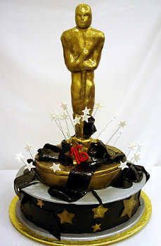 Diseos De Torta Con Tema Del Oscar Fiesta101