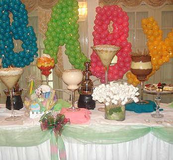 Decoracion Con Globos Para Baby Shower Fiesta101