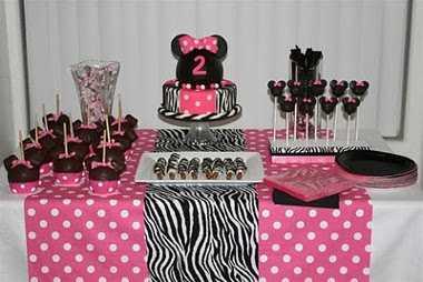 Para este tipo de fiesta es muy importante el tema de las sorpresas