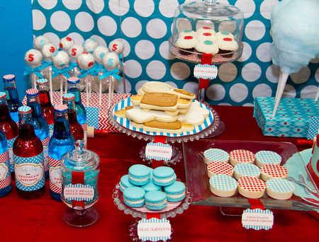 Men para fiestas infantiles las mejores recetas - Que se necesita para una fiesta infantil ...