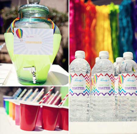 bebidas para fiestas infantiles las mejores