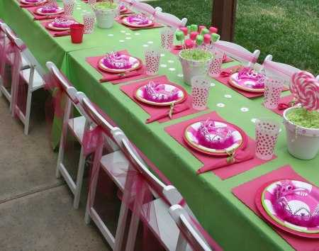 Baby Shower Ideas Para Decoraci Las Mesas Fiesta