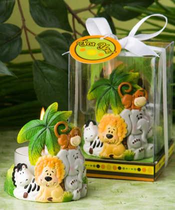 C mo decorar una fiesta safari para ni os fiesta101 for Estilo arquitectonico que usa adornos con plantas y animales