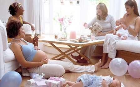 Baby shower: ¡juegos dinámicos y divertidos! | Fiesta101