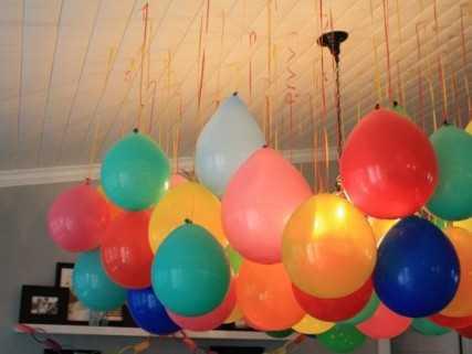 Arreglos con globos sencillos - Imagui