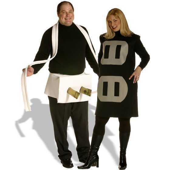 Halloween romntico Divertidos disfraces para ti y tu pareja