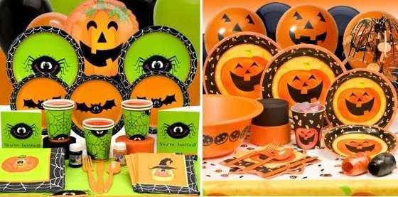 Decoracion fiesta halloween para ni os - Decoracion halloween infantil ...