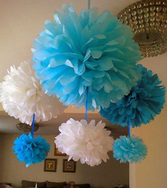 Decoraci n de bautizo miles de ideas para una fecha tan Ornamentacion con globos