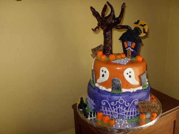 Celebra tu cumplea os y halloween en una sola fiesta - Decoracion para halloween fiestas ...