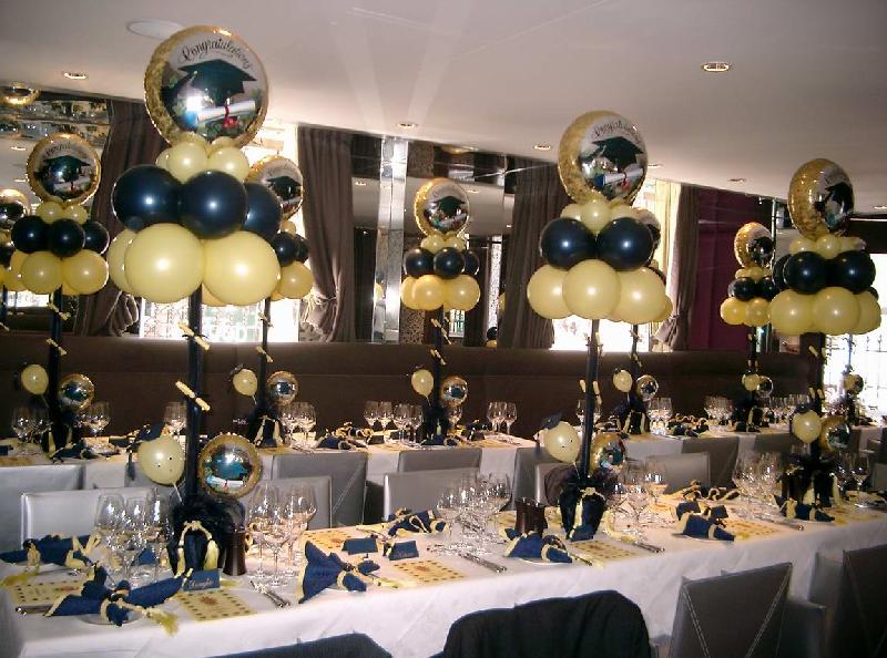 graduation balloon decoration ideas