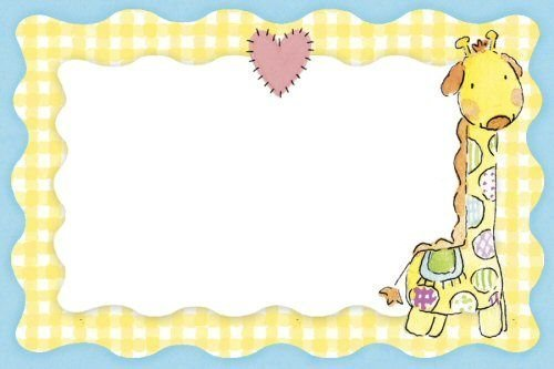 Unisex Baby Backgrounds Invitaciones de Baby S...