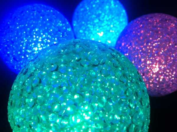 Fiesta con luces led descubre un mundo de posibilidades Luces led decorativas