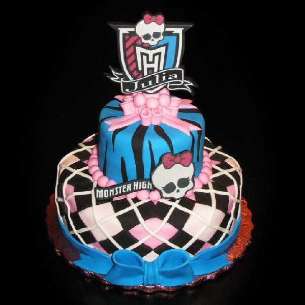 Organiza una fiesta de Monster High para tu niña: ¡Nosotros te ...