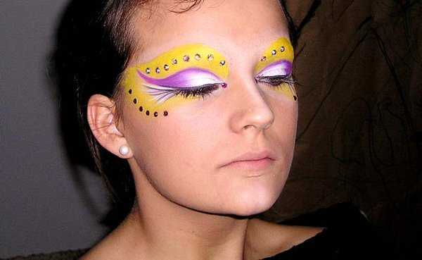 Maquillaje para carnavales