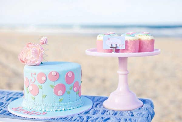 Fiesta de cumpleaños u00a1Celebra un año más en la playa! Fiesta101