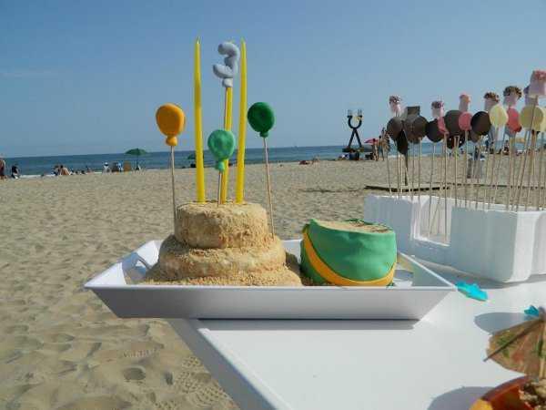 Fiesta De Cumpleanos Celebra Un Ano Mas En La Playa Fiesta101