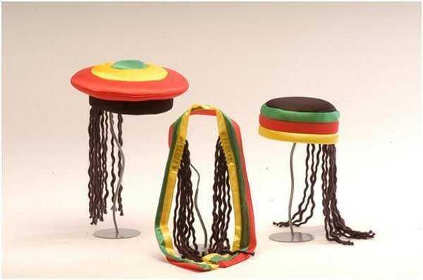 Cotillón para fiesta reggae