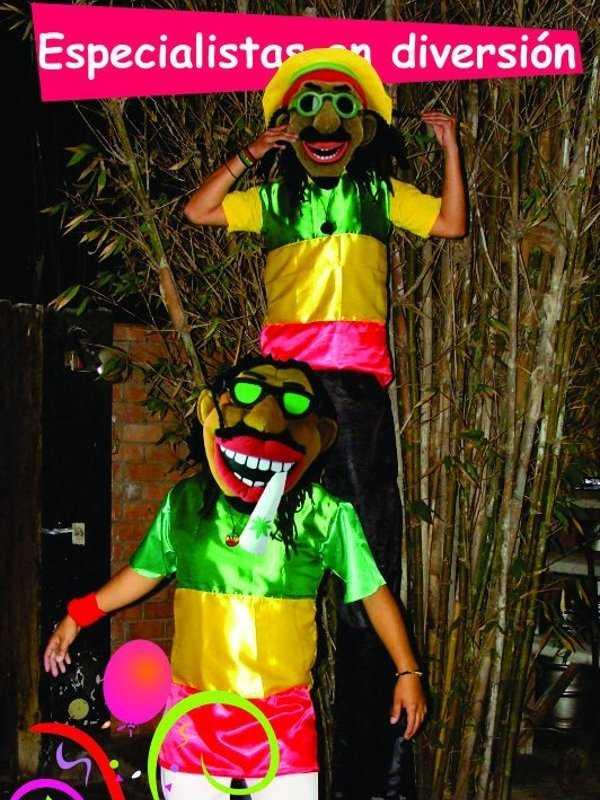Hora loca estilo reggae